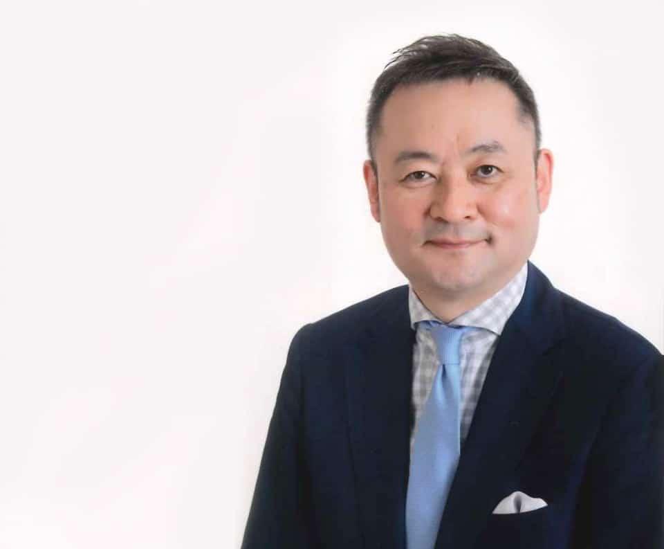 株式会社マグリット・代表取締役社長 羽原 俊秀 世界中をパーティーで笑顔に