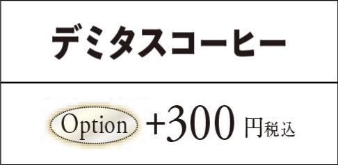 オプション300円