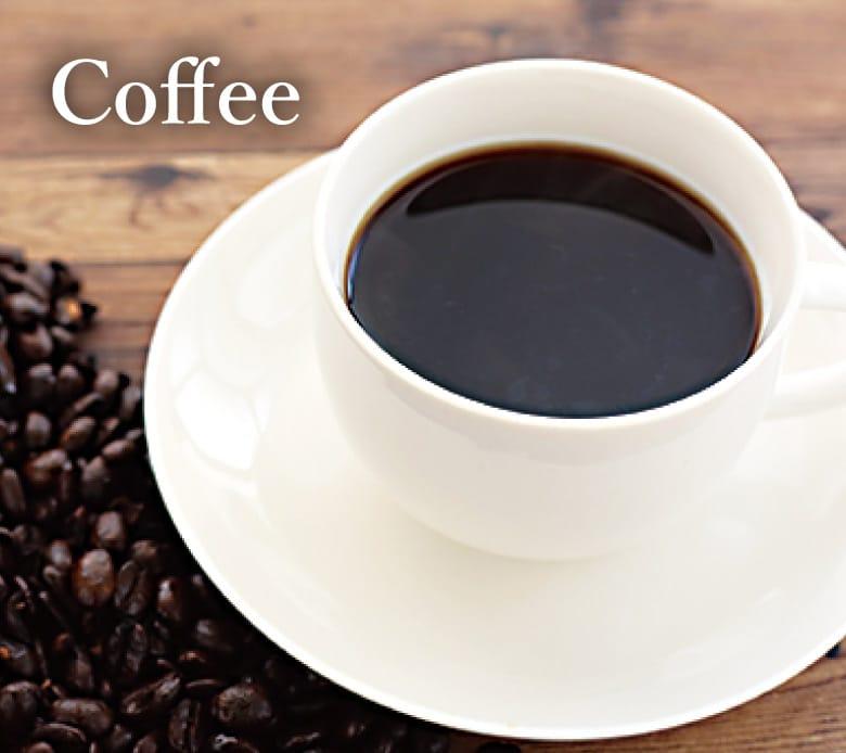 ドリップコーヒー 食後の一杯