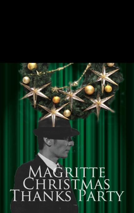 マグリット マグリットクリスマスパーティー 参加型ミュージカルパーティ
