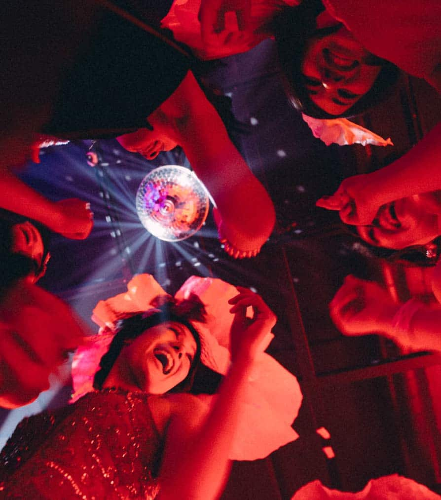 舞台設計 踊り場 ステージ コーディネート