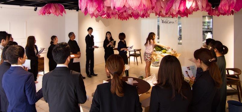 岡山市内 パーティ マグリット 販売展示会 企画イベント 撮影ロケーション カルチャースクール ワークショップ